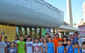 Экскурсии школьников в Волгограде