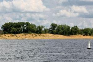 Самый большой речной остров в Европе